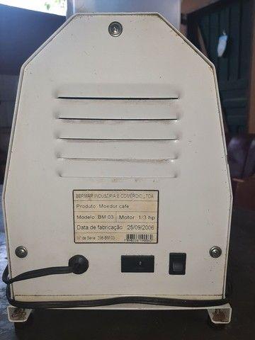 Moedor de café Industrial Motor 1/3 hp - Foto 6