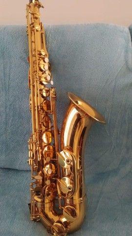 Saxsofone Tenor Prowinds(laqueado) - Foto 6