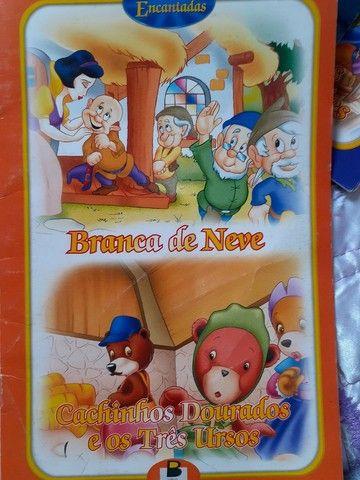Livros de contos de fada infantis - Foto 2
