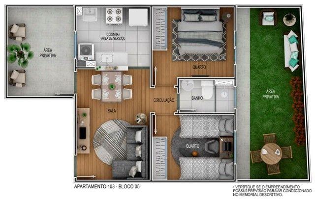 3* Casa de Bourbon Apartamento próximo ao shopping Rio Anil  - Foto 8