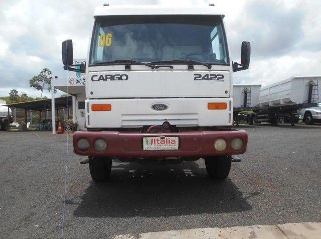 Caminhão betoneira Ford cargo 2622 6x4 - Foto 2