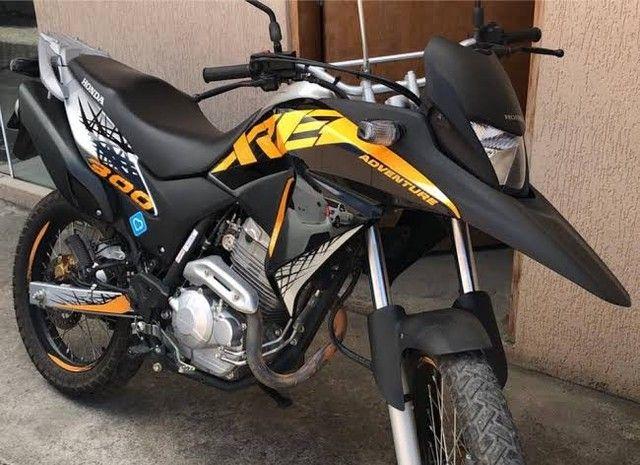 XRE 300 (Feirao da Moto Honda)