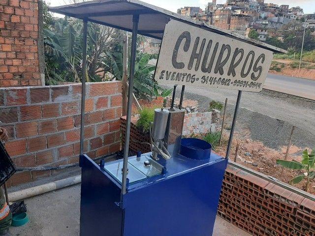 Barraca de churros - Foto 2