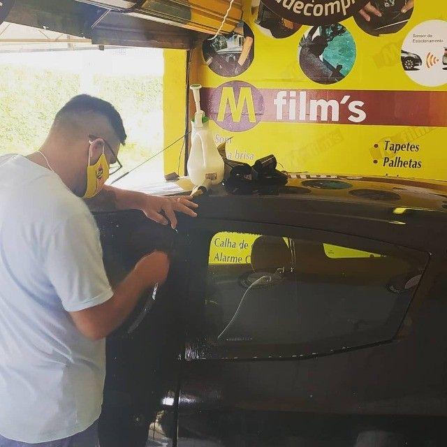 Borracha de Porta, Película e acessórios automotivos - Foto 3