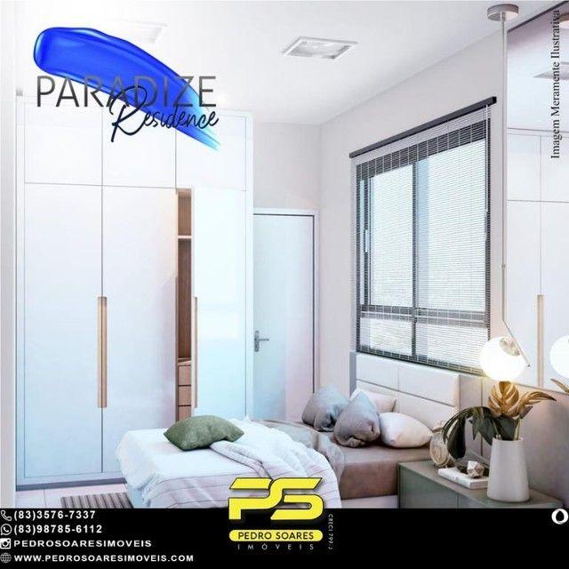 Apartamento com 1 dormitório à venda, 35 m² por R$ 195.000 - Aeroclube - João Pessoa/PB - Foto 6