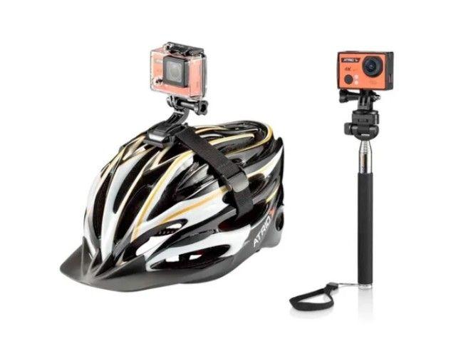 Câmera de Ação FullSport 4K Átrio - Foto 4