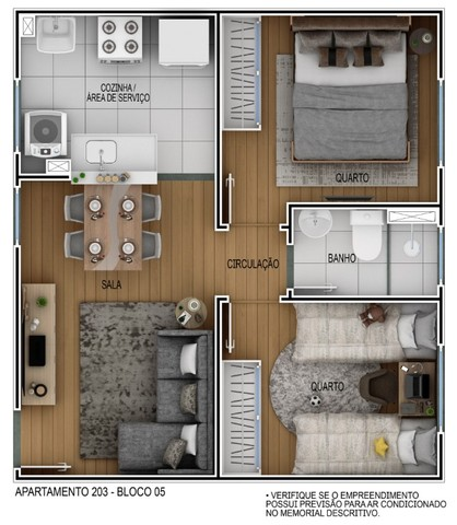 3* Casa de Bourbon Apartamento próximo ao shopping Rio Anil  - Foto 5