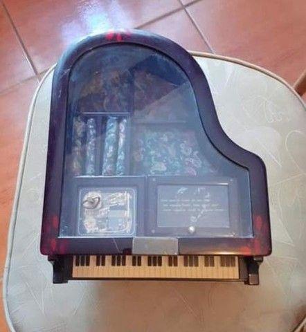 Porta joias musical