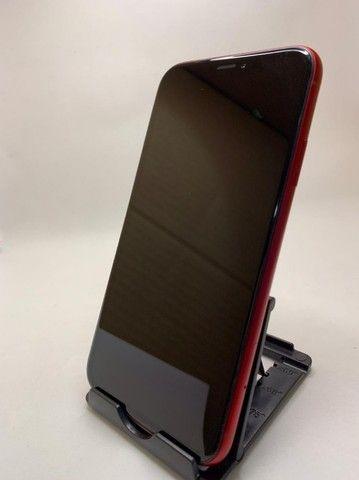 iPhone XR 64gb Vermelho Vitrine - Foto 5