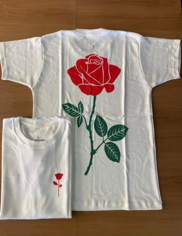 Camisas Malhão Osklen - Foto 6