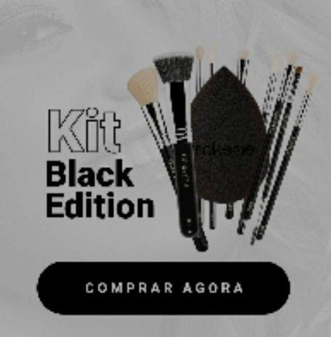 Pincéis Black Edition