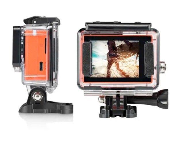 Câmera de Ação FullSport 4K Átrio - Foto 2