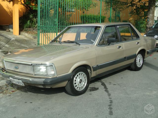FORD DEL REY SERIE OURO 1984