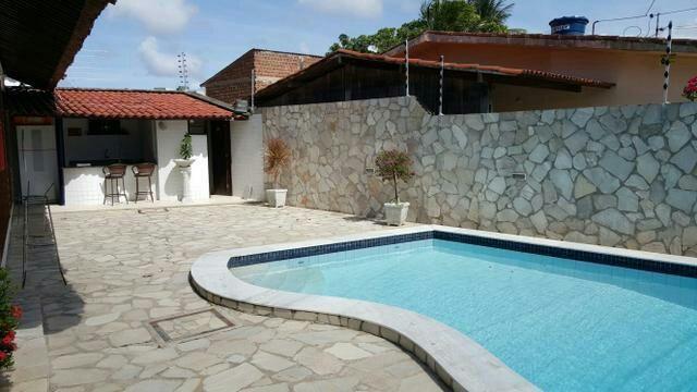 Casa 13 de maio com piscina - 345m2 - Parcialmente mobiliada