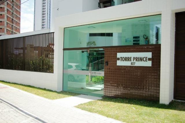 Torre Prince 52m² | 2 quartos| Varanda | no Bairro na Torre