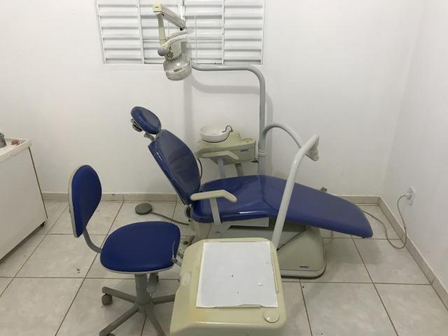 Cadeira odontologica gnatus