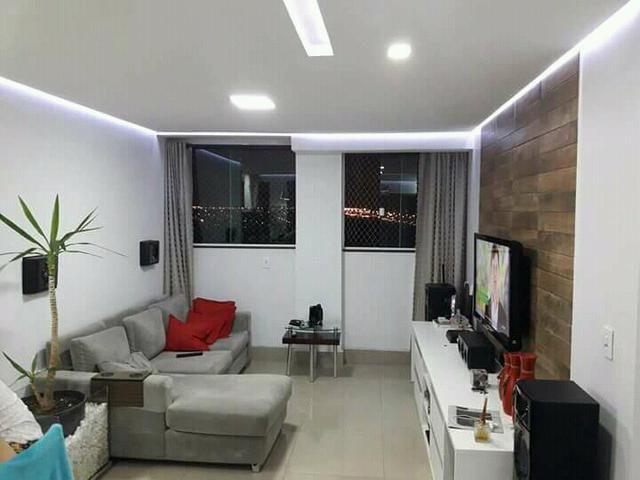 Apartamento 2 Quartos Planejado Com Garagem Vicente Pires
