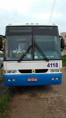 Ônibus Rodoviário - Carroceria Busscar El Bus 340