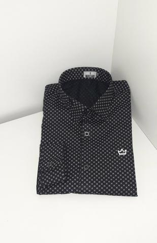 fe484af3fc Camisa Masculina Sócial é casual 100%Algodão