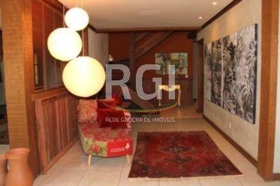 Casa de condomínio à venda com 5 dormitórios em Belém novo, Porto alegre cod:FE3243 - Foto 12