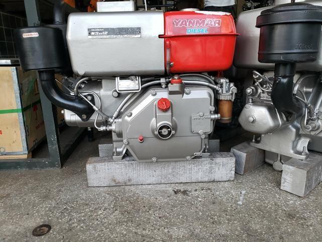 Motor yanmar nsb12 promoção