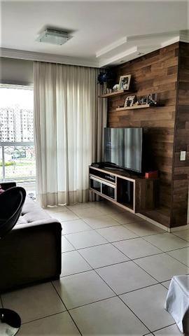 Ótimo Apartamento 3 Quartos com Suíte no Condomínio Buganville em Morada de Laranjeiras