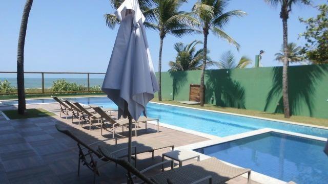 Itacimirim Village 4/4 e 3/4 suite, na praia varandão vistão mar.mobiliado - Foto 2