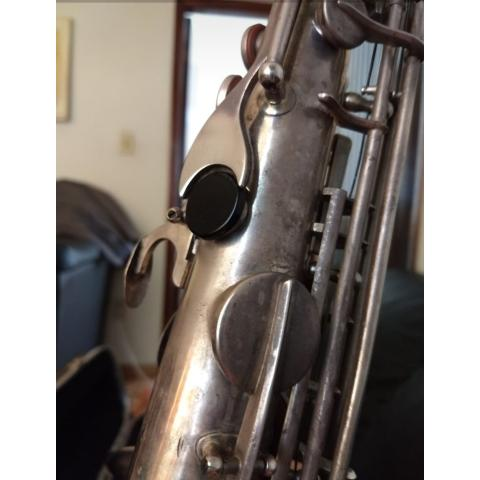 Profissional Sax Tenor B&S Weltklang Germany