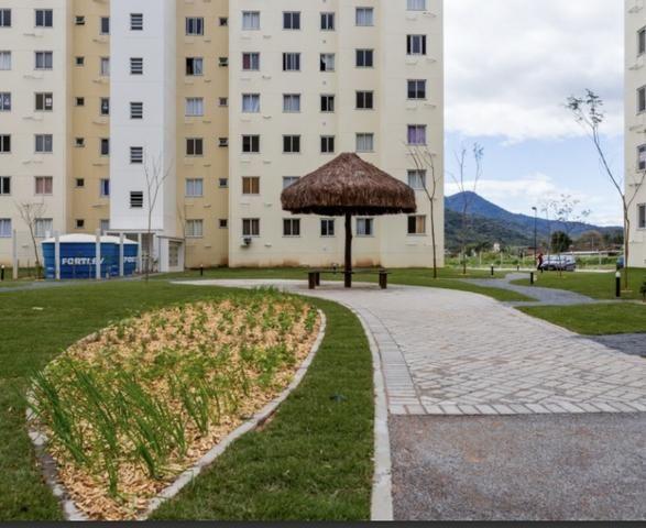 AP econômico - todo os móveis sob medida - aceita veículo - 2 dormitórios - Foto 2