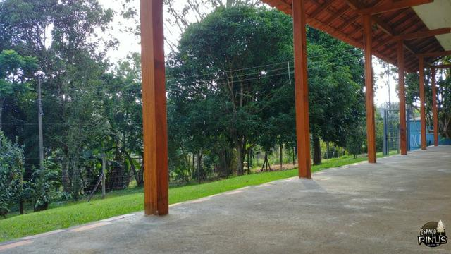 Granja para eventos e hospedagem em Juiz de Fora - Espaço Pinus - Foto 19