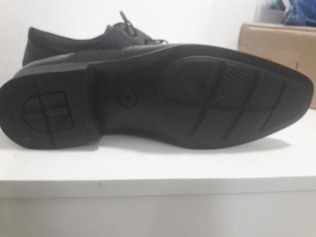 3e61d3837a Sapato social preto novo - Roupas e calçados - Ponta da Praia ...