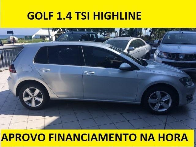 Vw - Volkswagen Golf 1.4 HighLine tsi