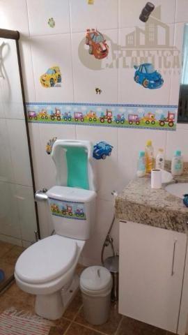 Atlântica imóveis tem excelente casa para venda no bairro Colinas em Rio das Ostras/RJ - Foto 12