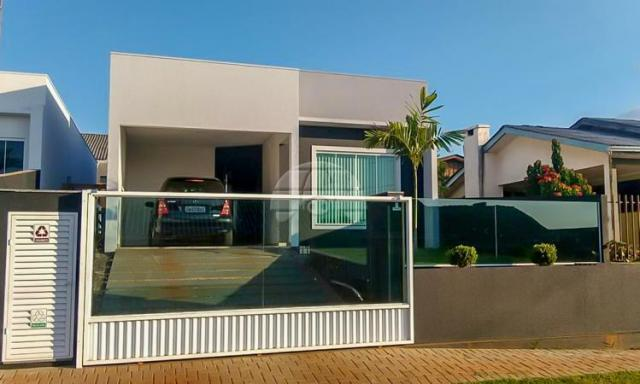 Casa à venda com 3 dormitórios em Planalto, Pato branco cod:156454