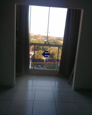 Apartamento à venda com 2 dormitórios em Condomínio sevilha, Serra cod:AP00188 - Foto 3
