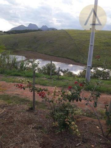Terreno à venda, 870 m² por r$ 150.000 - quilombo - cantagalo/rj - Foto 10