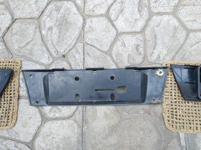 Tampa traseira + Lanternas Arteb + Aplique Moldura placa Santana G3 - Foto 9