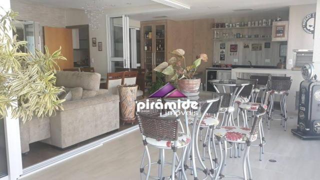 Apartamento com 3 dormitórios à venda, 161 m² por r$ 1.650.000,00 - jardim aquarius - são