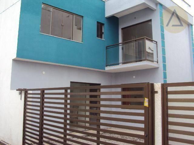 Atlântica imóveis tem casa tríplex para venda/locação no bairro Cidade Praiana em Rio das  - Foto 3