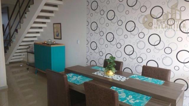 Atlântica imóveis tem excelente casa para venda no bairro Colinas em Rio das Ostras/RJ - Foto 6
