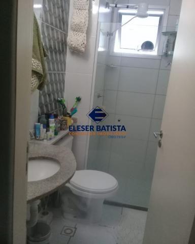 Apartamento à venda com 2 dormitórios em Condomínio sevilha, Serra cod:AP00188 - Foto 5