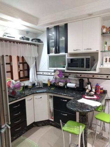 Sobrado com 3 dormitórios à venda, 160 m² - Jardim Imperador - Suzano/SP - Foto 2