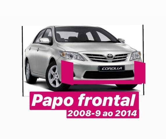 Papo frontal abaixo do para choque para seu Corolla 2008-9 a diante