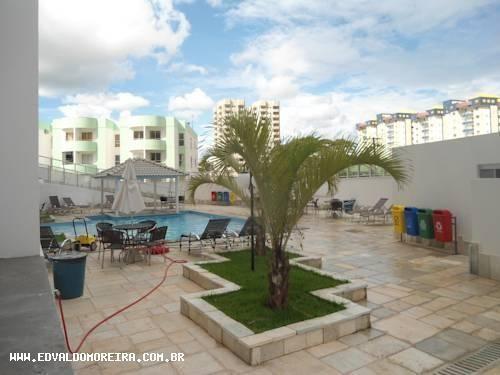 Apartamento 2 quartos para temporada em caldas novas, cezar park, 2 dormitórios, 1 banheir - Foto 4