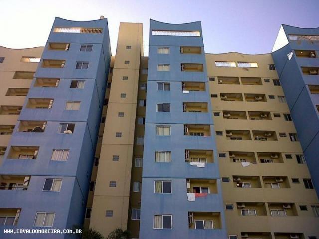 Apartamento 2 quartos para temporada em caldas novas, golden dolphin grand hotel, 2 dormit - Foto 3