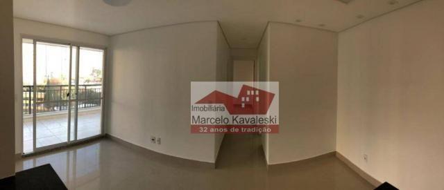 Apartamento novo !!! otimo condominio e boa localização!!! - Foto 7