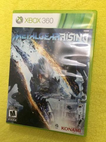 Metal Gears Rising ORIGINAL