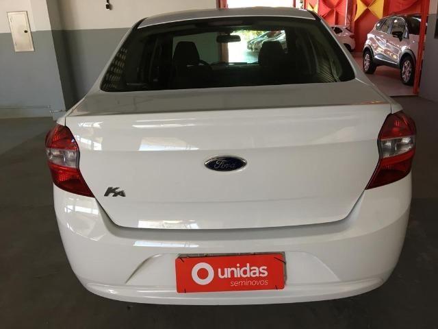 Ford Ka+ SE 1.0 4P 2017/2018 - Foto 4