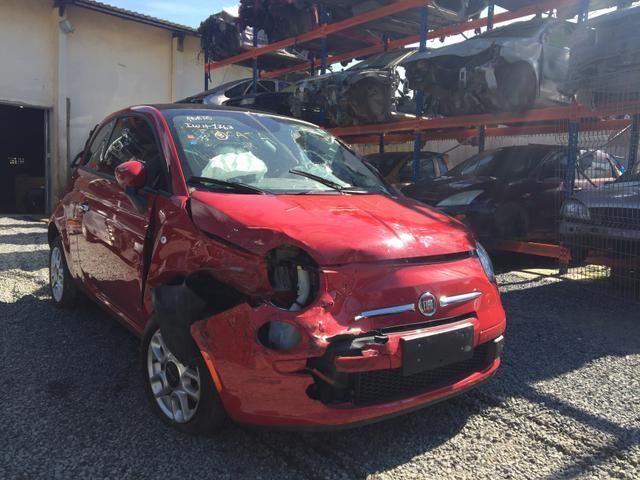 Peças Fiat 500 dualogic - Carros, vans e utilitários