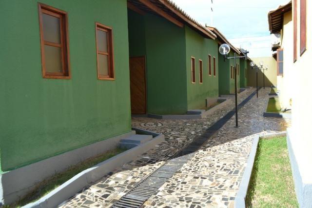 Casa em Condomínio para locação 02 Quartos sendo (01 Suite) no bairro Planalto